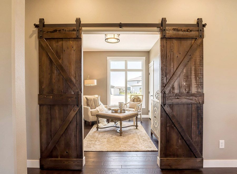 The Final Option Is Bypass Doors. This Application Is Great For Areas Where  Barn Doors Are Desired But There Isnu0027t Adequate Room On Either Side Of The  ...