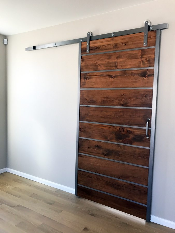 Sliding Barn Door Designs: A Modern Approach To Sliding 'Barn Doors'
