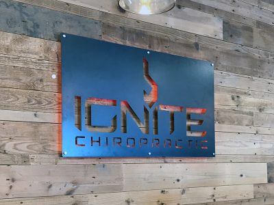 Business Signage - Grain Designs